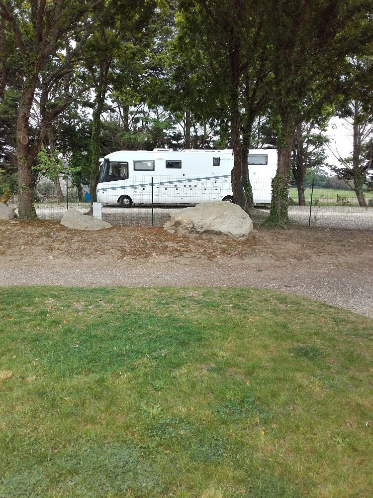 Aire camping-car à Baden (56870) - Photo 6